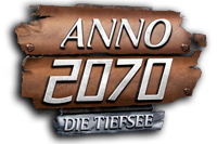 Anno Artwork showing the game world
